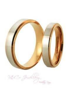 cincin sisiknaga cincin kawin emas rosegold putih plain d sign cincin