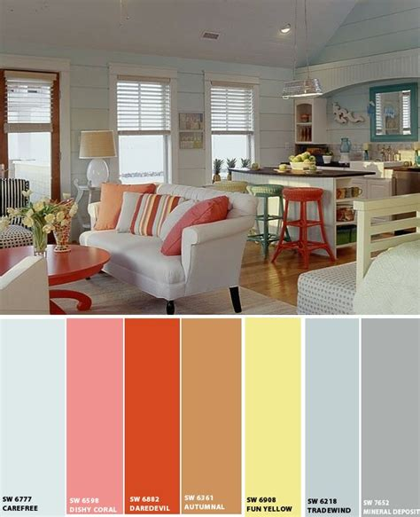 color schemes for home interior 81 best living in color paint color exles images on