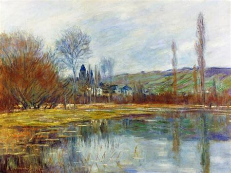 landscape claude monet  art print  hand painted oil