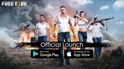 fire battlegrounds  survival battle royale  mobile