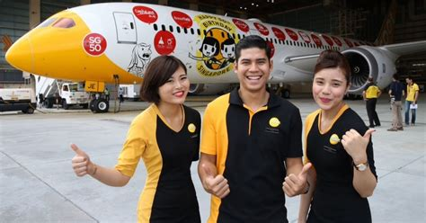 Side Effects Of Flying For Cabin Crew by Fly Gosh Flyscoot Cabin Crew Recruitment Based In