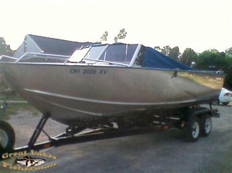 vintage aluminum fishing boats aluminum boats vintage starcraft aluminum boats