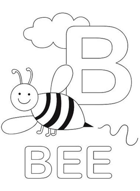 preschool coloring pages letter b 25 best ideas about letter b on pinterest letter b