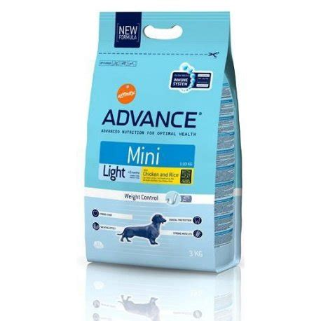 Mini Advance advance perro mini light