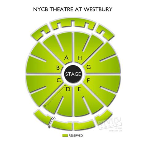 nycb theater seating map nycb theatre at westbury tickets nycb theatre at