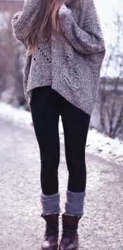 comfy winter notice the leg warner s