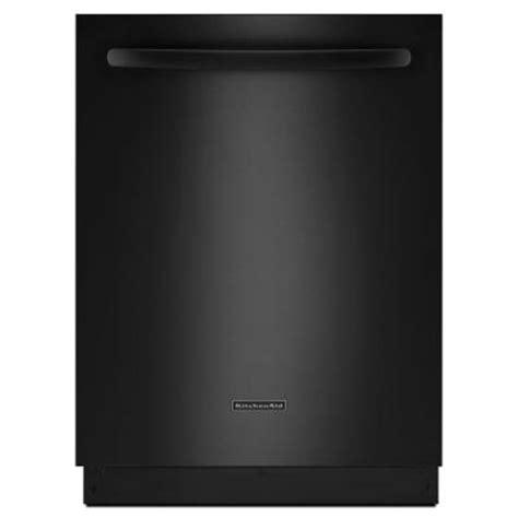 Kitchenaid Dishwasher Black Stainless Kitchenaid Architect Series Ii Top Dishwasher In