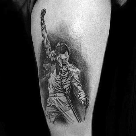 queen tattoo freddie mercury 40 freddie mercury tattoo designs for men queen ink ideas