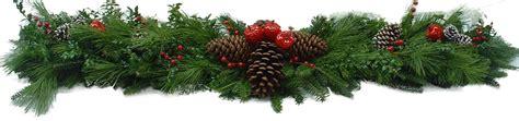 fresh blue ridge mountain garland wreaths centerpieces