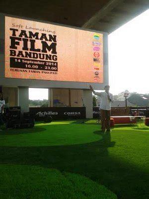 film ferdinand di bandung begini serunya taman film pertama di indonesia yang ada di