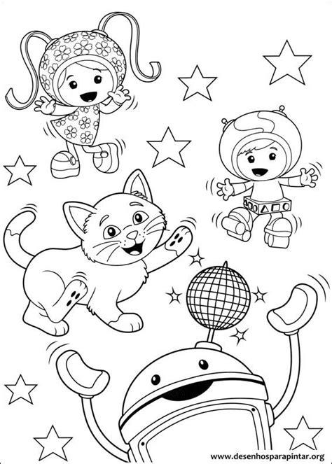 nick jr umizoomi coloring pages umizoomi nick jr desenhos para imprimir colorir e pintar