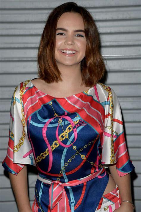 bailee madison despierta america tv show interview