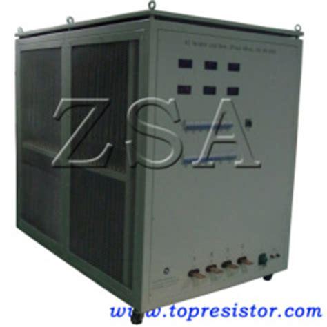 high power resistor box 3kw 320v high power resistor box load bank manufacturer from china shenzhen zenithsun