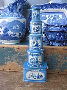 old dutch metal kitchen canister sets ebay antique toy tin kitchen canister set wolverine blue dutch
