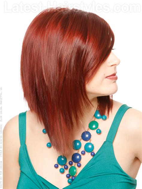 side view pictures of angled bobs angled bob hairstyles 12 spectacular styles to try today