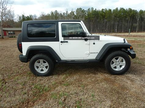 2 Door Jeep Wrangler Hard Top