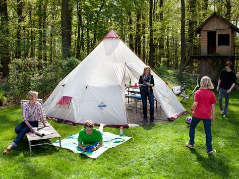 backyard teepee tent skandika tipii 300 teepee tent 12 person man 9 84 feet
