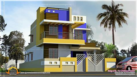 tamilnadu house designs new home design 2200 sq