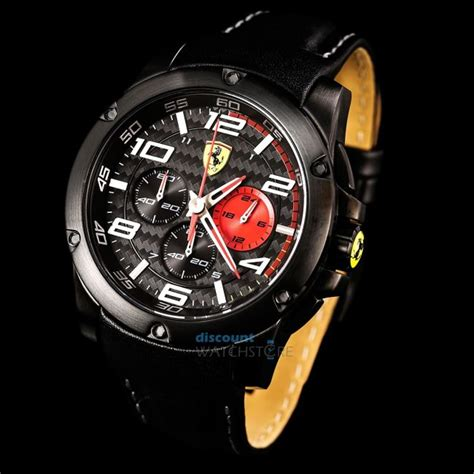 Ferrari Watches by 10 Best Ferrari Watches Reviews Consider Your Choice In