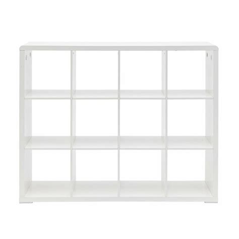 omega 12 cube bookcase from domayne house gt shelving