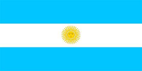 imagenes de las banderas historicas de la argentina bandera de argentina significado de los colores e