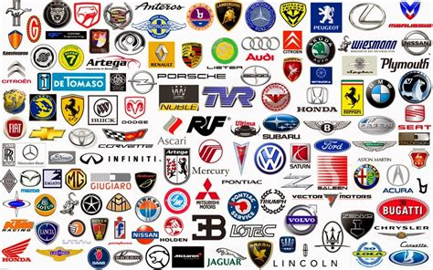all car logos and names in the world auto logos images all auto logos
