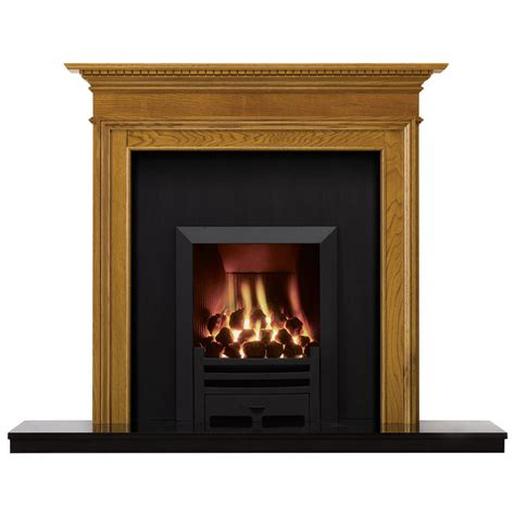 Small Fireplace by Stovax Small Kensington Wood Mantel Fireplace Store
