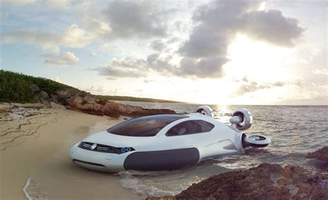volkswagen thing in water volkswagen aqua strange vehicles diseno art