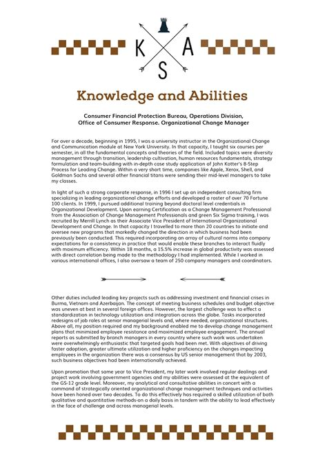knowledge skills and abilities exle knowledge skills abilities