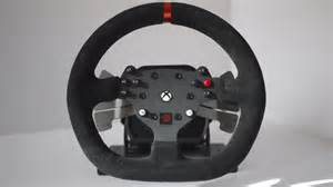 Steering Wheel And Clutch For Xbox One Wheel To Wheel Racing Ars Compares Xbox One Steering