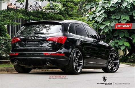 Felgen Audi Q5 by Audi Q5 Auf 20 Zoll Premier Edition Cs 5 Alufelgen By