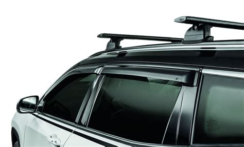Jeep Roof Rack Accessories Jeep Compass Gets 90 Genuine Mopar Accessory Options