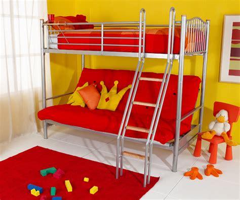 Hyder Alaska Futon Bunk Bed Bunk Beds Hyder Alaska Futon Bunk Beds Complete With Mattresses