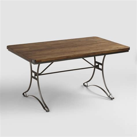 Narrow Rectangular Dining Table | narrow rectangular dining table which boosting up your home mood homeideasblog com