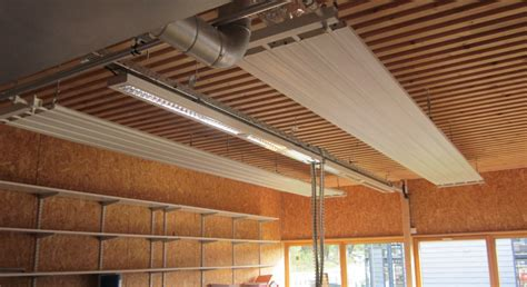 chauffage radiant plafond panneau rayonnant a eau chaude pour plafond