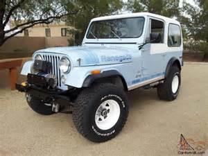 1979 jeep cj7 renegade arizona survivor amazing