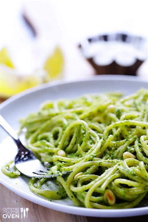 arugula pesto pasta gimme some oven