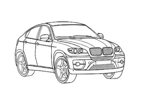 Xatva Manqanis How To Draw A Bmw X6 как нарисовать Bm