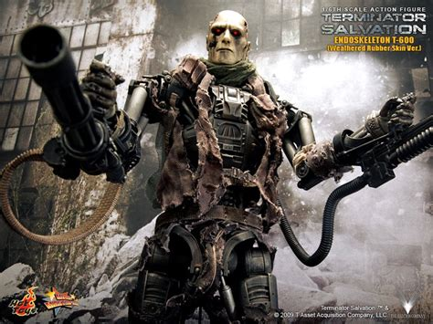 Toys Terminator Salvation T 600 Concept Version toys terminator salvation t 600 images the toyark news