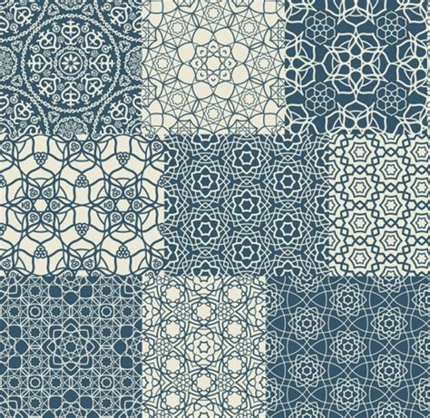 Arabic Seamless Pattern | 84 arabic seamless patterns free psd png vector eps