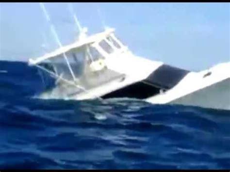 boat sinking statistics black marlin sinks fishing boat in panama youtube