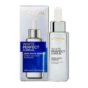 Harga Loreal White Clinical 20 serum pemutih wajah yang bagus dan aman
