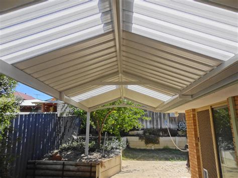 Gable Patio Designs Gable Patios For Sale In Perth Gable Patio Installation Perth