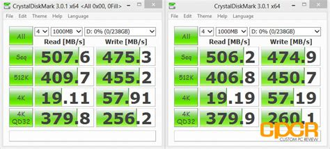 crystal disk bench review toshiba q series pro 256gb ssd hdts325xzsta