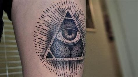 triangle tattoo tatueringar pinterest