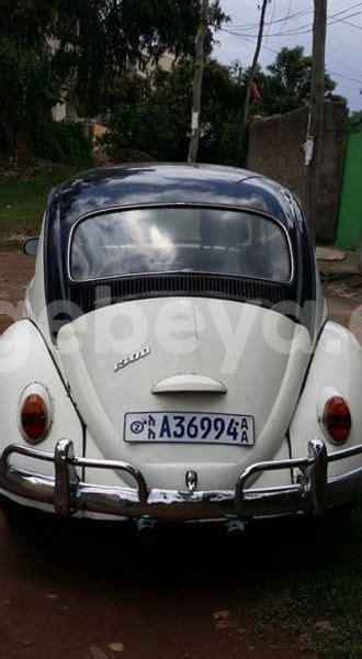 buy used volkswagen beetle buy used volkswagen beetle white car in addis ababa in