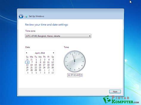 tutorial instal ulang windows 7 lengkap panduan lengkap instal ulang windows 7 computer atau