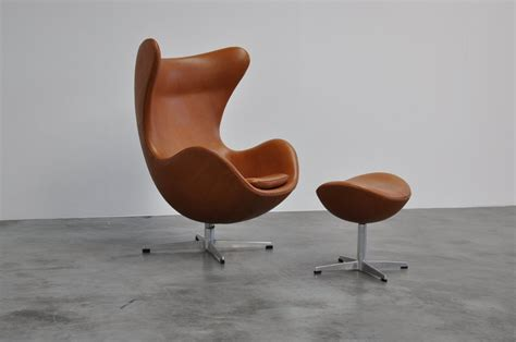 Fritz Hansen Egg Chair by Arne Jacobsen Egg Chair Fritz Hansen 1958 Mid Mod Design