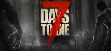 7 days to die 32 bit торрент