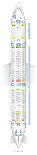 seatguru seat map turkish airlines airbus a330 300 333